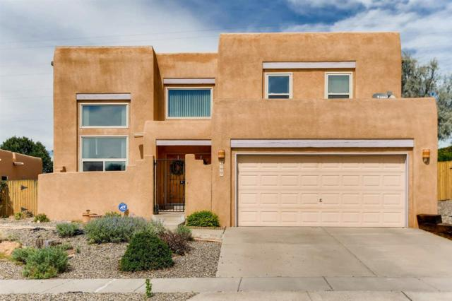 2857 Cliff Palace, Santa Fe, NM 87507 (MLS #201804611) :: The Desmond Group