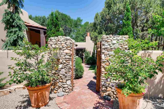 9 Via De Zorritos, Santa Fe, NM 87506 (MLS #201804615) :: The Desmond Group