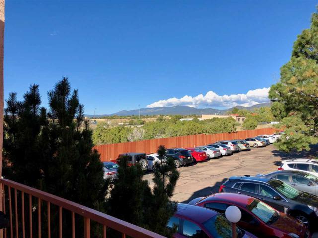 2501 W Zia 210 / 8, Santa Fe, NM 87505 (MLS #201804621) :: The Desmond Group