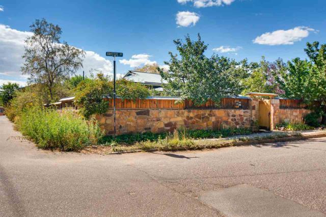 831 Fayette, Santa Fe, NM 87505 (MLS #201804722) :: The Desmond Group