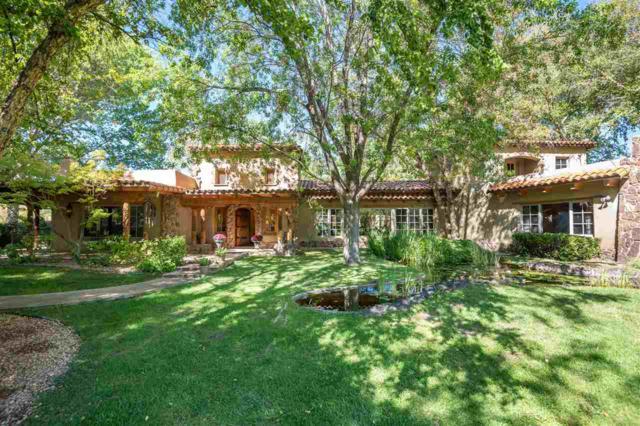 5435 Eakes Road, Nw, Los Ranchos, NM 87107 (MLS #201804734) :: The Desmond Group