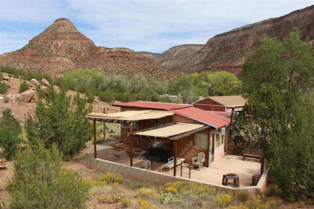 2530 Highway 485, Jemez Pueblo, NM 87024 (MLS #201804738) :: The Very Best of Santa Fe