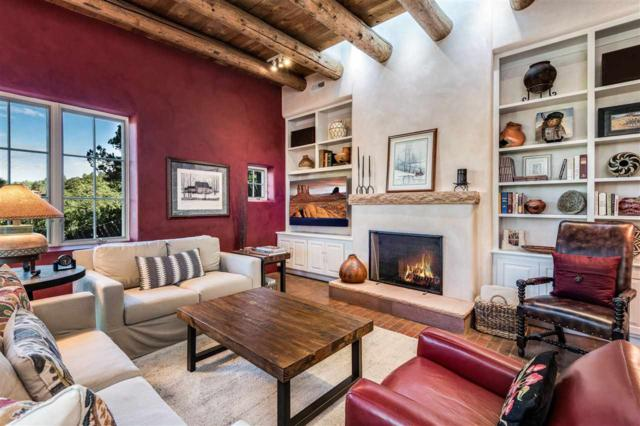 2326 Wilderness Ridge, Santa Fe, NM 87505 (MLS #201804748) :: The Desmond Group