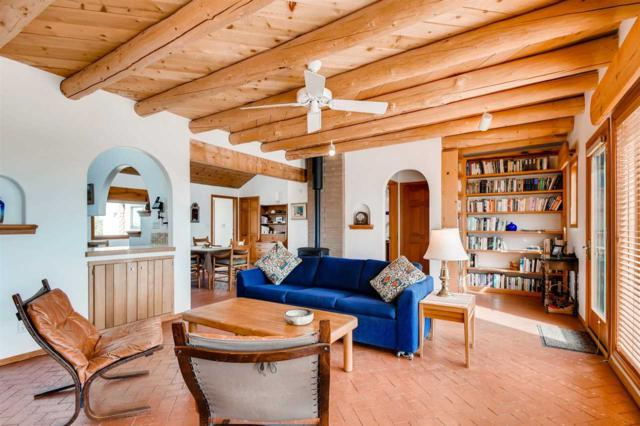 24 Gavilan Rd., Santa Fe, NM 87508 (MLS #201804764) :: The Desmond Group