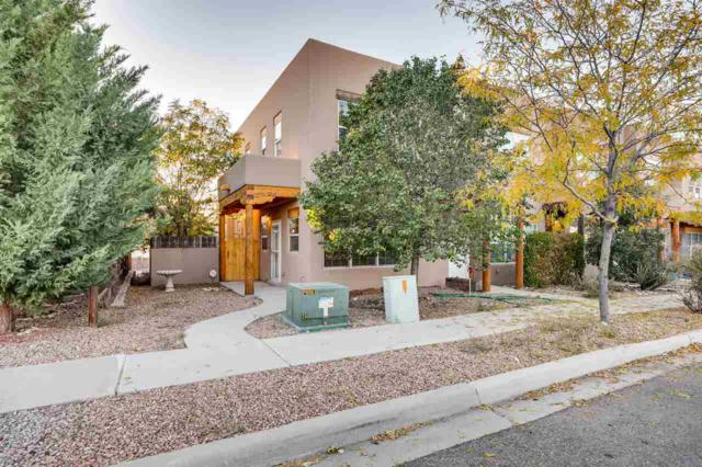 7210 Avenida El Nido, Santa Fe, NM 87507 (MLS #201804768) :: The Desmond Group