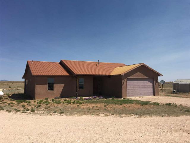 99 Spur Road, Mountainair, NM 87036 (MLS #201804775) :: The Desmond Group