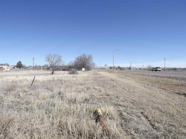 0 E Us Route 66, Moriarty, NM 87035 (MLS #201804786) :: The Desmond Group