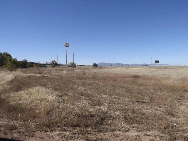 0 Poplar, Moriarty, NM 87035 (MLS #201804793) :: The Very Best of Santa Fe