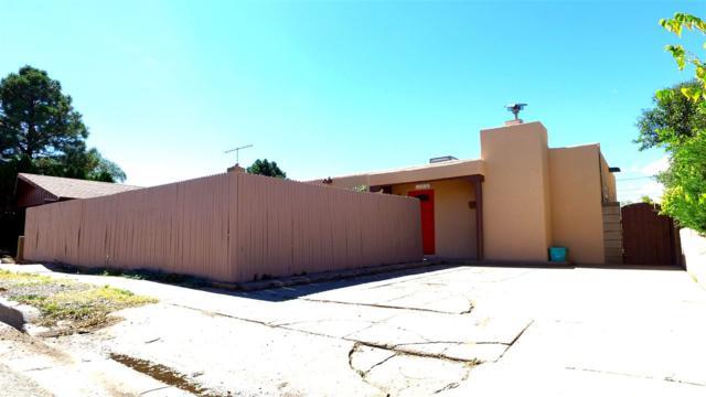 1218 Declovina, Santa Fe, NM 87505 (MLS #201804798) :: The Desmond Group