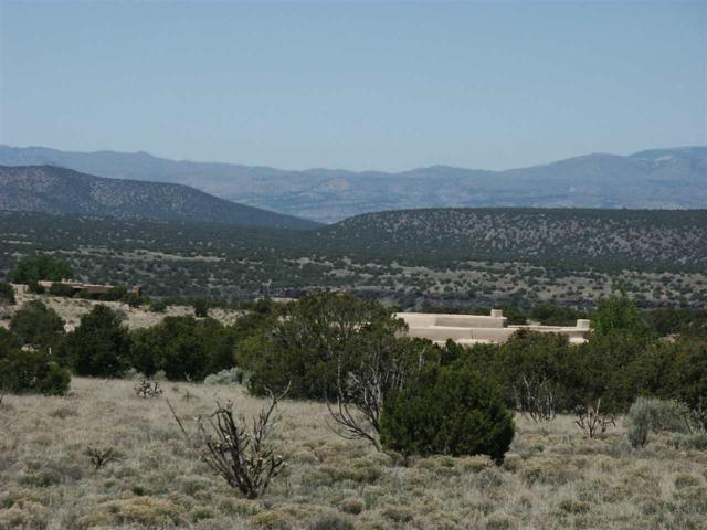 Via Pampa, Lot 11 Park Estates, Santa Fe, NM 87506 (MLS #201804807) :: The Desmond Group