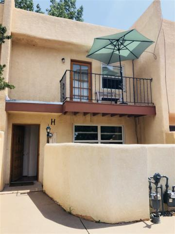 1333 Pacheco Street H, Santa Fe, NM 87505 (MLS #201804830) :: The Desmond Group