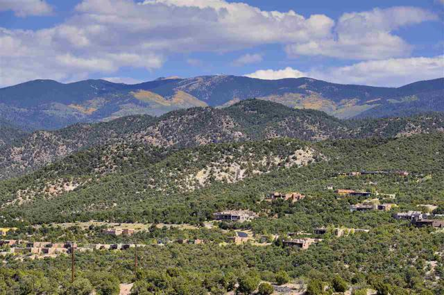 121 Pedregal Pl Lot 3 Lot 3, Santa Fe, NM 87501 (MLS #201804863) :: The Very Best of Santa Fe