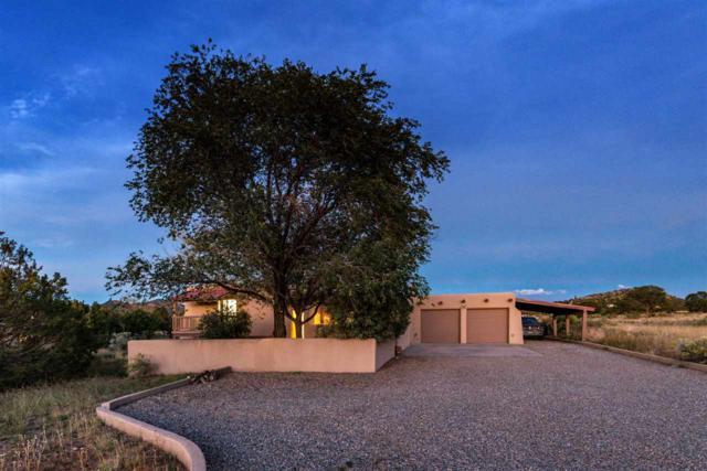 2 Conchas Loop, Santa Fe, NM 87508 (MLS #201804892) :: The Desmond Group