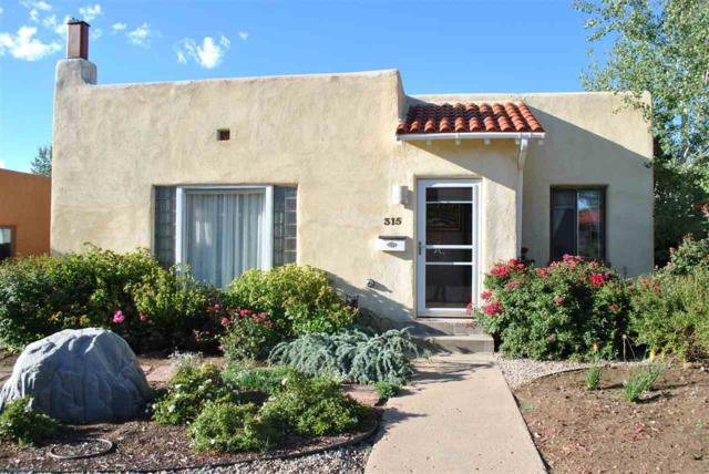 315 Don Fernando, Santa Fe, NM 87505 (MLS #201804897) :: The Desmond Group