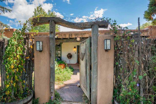 339 & 341 Plaza Balentine, Santa Fe, NM 87501 (MLS #201804900) :: The Desmond Group