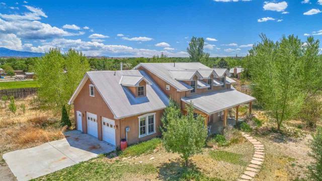 60 Shining Sun, Santa Fe, NM 87506 (MLS #201804903) :: The Desmond Group