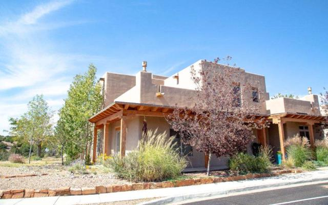 5 Vista Precioso, Santa Fe, NM 87507 (MLS #201804905) :: The Desmond Group