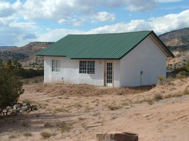 154 Apache Trl, Abiquiu, NM 87510 (MLS #201804909) :: The Bigelow Team / Realty One of New Mexico