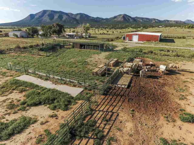 61 Moonbeam Ranch Rd #A, Edgewood, NM 87015 (MLS #201804911) :: The Desmond Group