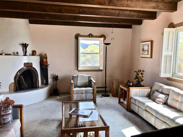 1810 Calle De Sebestian I-1, Santa Fe, NM 87505 (MLS #201804912) :: The Desmond Group