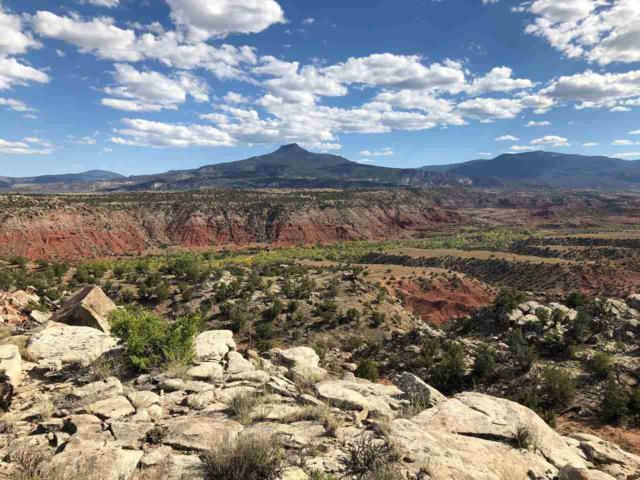 Canyonland Mesa Prieta Road  521 Acres, Youngsville, NM 87064 (MLS #201804921) :: The Very Best of Santa Fe