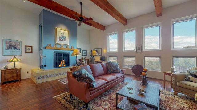 52 Centaurus Ranch Road, Santa Fe, NM 87507 (MLS #201804923) :: The Desmond Group