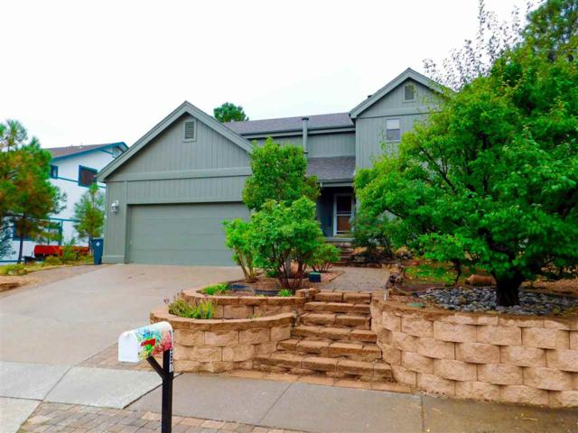 1367 San Ildefonso Rd, Los Alamos, NM 87544 (MLS #201804925) :: The Desmond Group