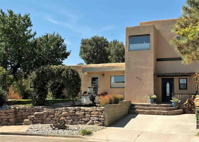 905 Capulin Road, Los Alamos, NM 87544 (MLS #201804935) :: The Desmond Group