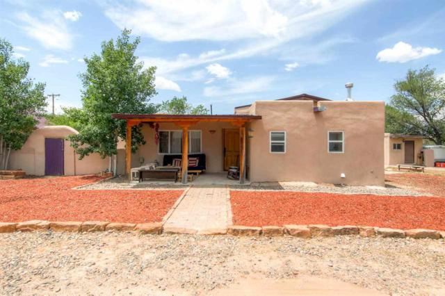 1619 Agua Fria, Santa Fe, NM 87505 (MLS #201804947) :: The Desmond Group
