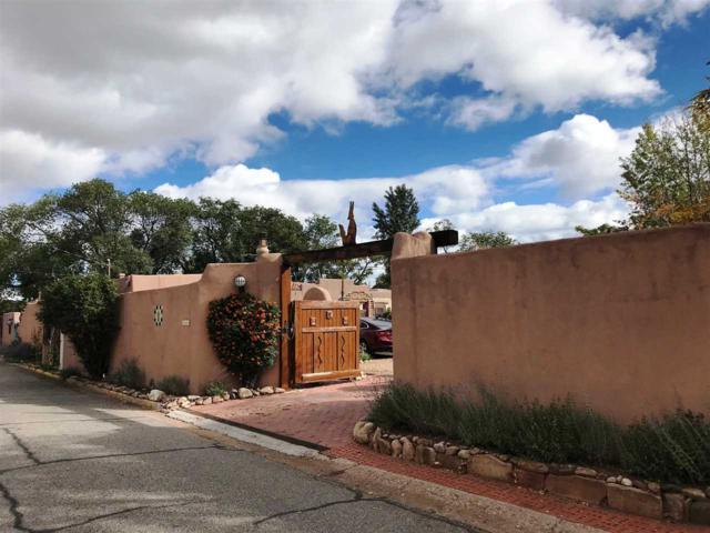 223 Ambrosio, Santa Fe, NM 87501 (MLS #201804949) :: The Desmond Group
