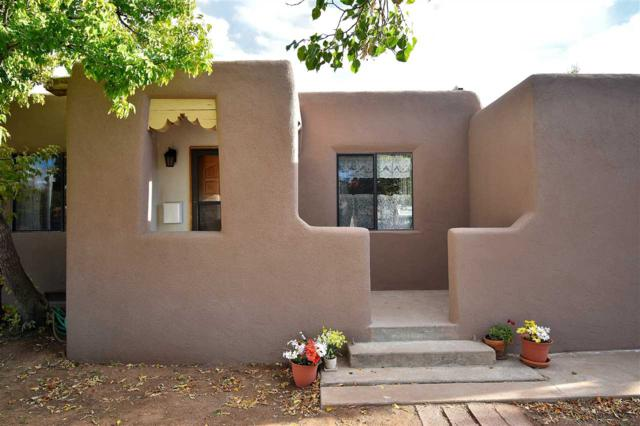 1834 Hopi Road, Santa Fe, NM 87505 (MLS #201804951) :: The Desmond Group