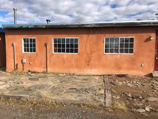 4475 Country Club, Santa Fe, NM 87507 (MLS #201804956) :: The Very Best of Santa Fe