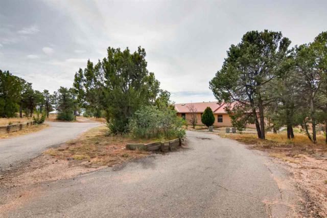 62 Apache Ridge Road, Santa Fe, NM 87505 (MLS #201804993) :: The Desmond Group