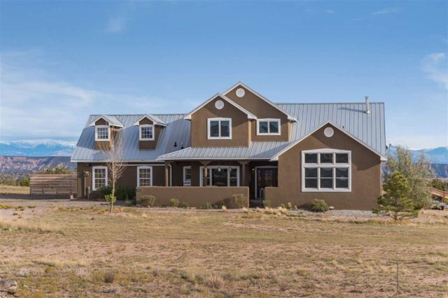 45 Nopal Drive, Medanales, NM 87548 (MLS #201805002) :: The Desmond Group