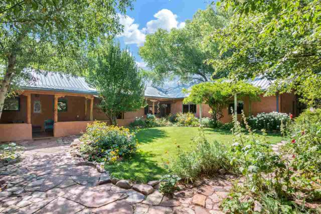 106 Old Canoncito Road, Eldorado, NM 87508 (MLS #201805003) :: The Desmond Group