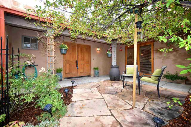 612 Cielo Grande, Santa Fe, NM 87505 (MLS #201805010) :: The Desmond Group