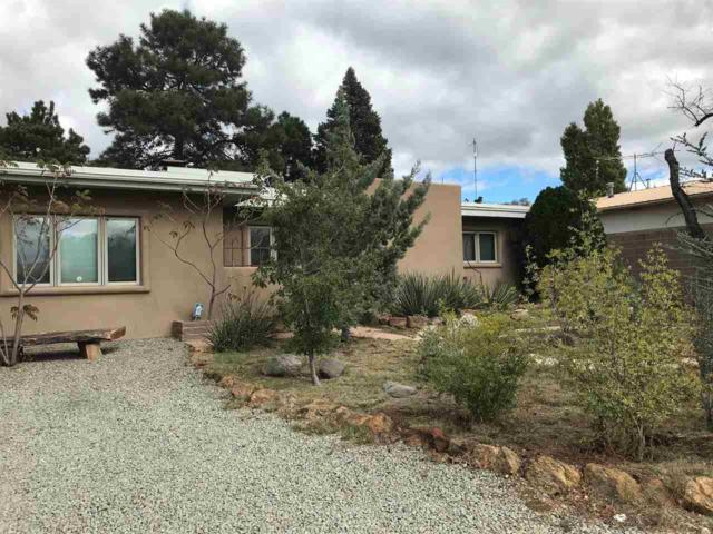 1703 Avenida Cristobal Colon, Santa Fe, NM 87501 (MLS #201805012) :: The Desmond Group