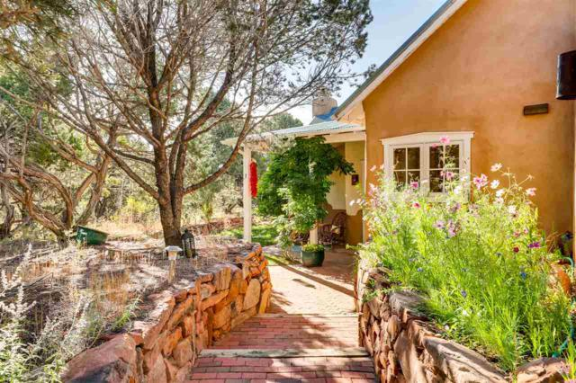 7 Apache Plume Drive, Santa Fe, NM 87508 (MLS #201805036) :: The Very Best of Santa Fe