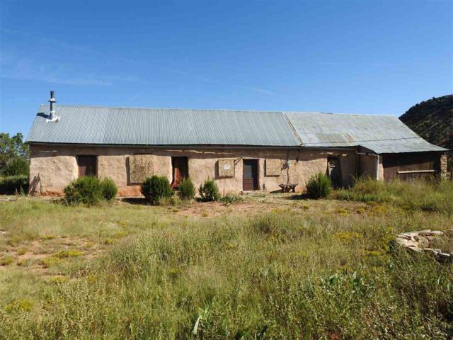 Cr B27 A, Bernal, NM 87701 (MLS #201805045) :: The Very Best of Santa Fe