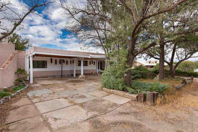 2108 Fort Union Dr, Santa Fe, NM 87505 (MLS #201805068) :: The Desmond Group