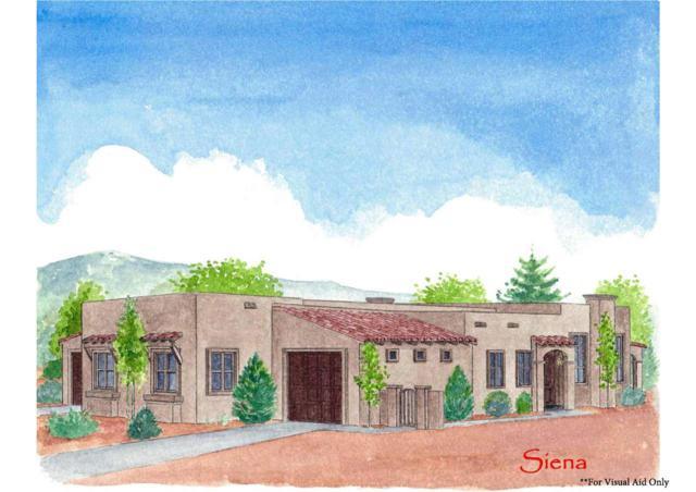 3105 Viale Tresana Lot 3, Santa Fe, NM 87505 (MLS #201805115) :: The Desmond Group