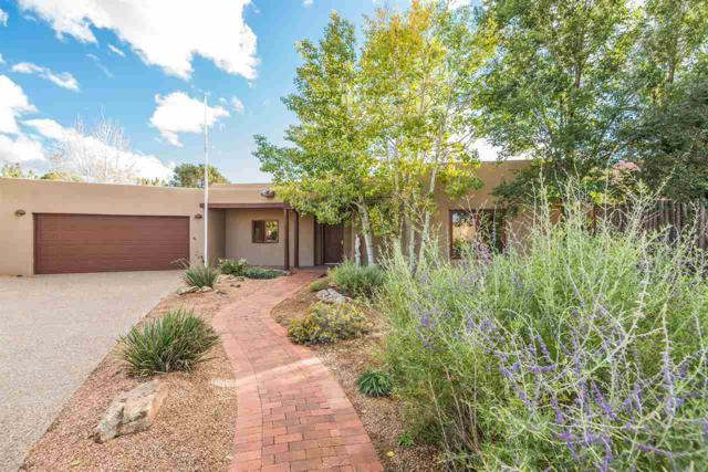 2717 Pradera, Santa Fe, NM 87505 (MLS #201805124) :: The Desmond Group