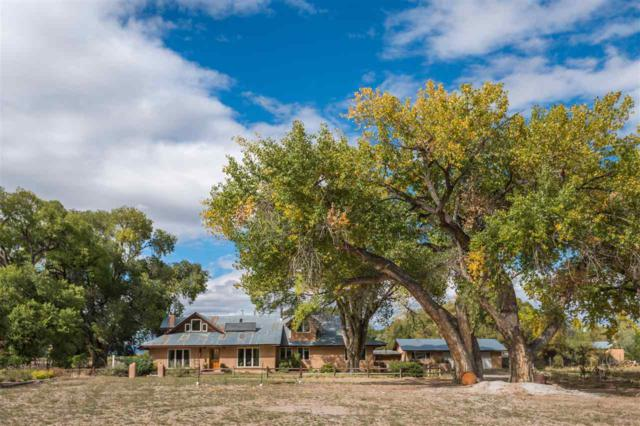58 County Road 140, Lot 58, Rio Chama, Medanales, NM 87548 (MLS #201805191) :: The Desmond Group