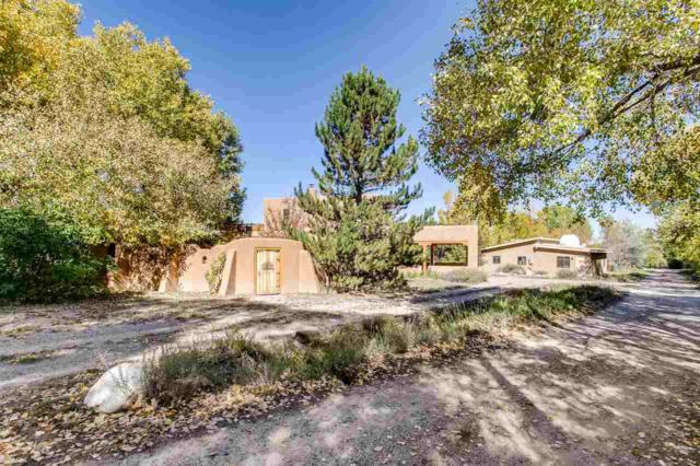 5 Calle Estrella, Santa Fe, NM 87506 (MLS #201805242) :: The Very Best of Santa Fe