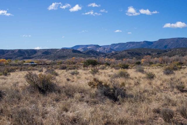 Unit 10 Block 3, Lot 33 & 34, Medanales, NM 87548 (MLS #201805282) :: The Very Best of Santa Fe