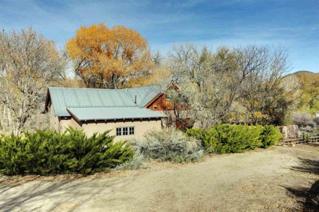 280A State Highway 75, Dixon, NM 87527 (MLS #201805288) :: The Very Best of Santa Fe