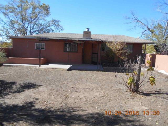 21 Arroyo Seco Circle, Espanola, NM 87532 (MLS #201805309) :: The Very Best of Santa Fe