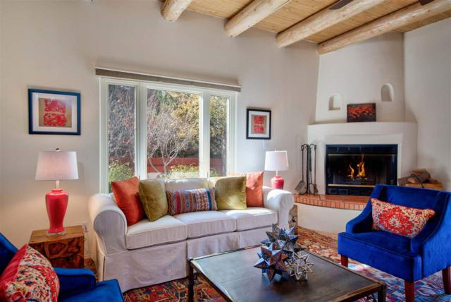 3025 Pueblo Puye, Santa Fe, NM 87507 (MLS #201805329) :: The Desmond Group