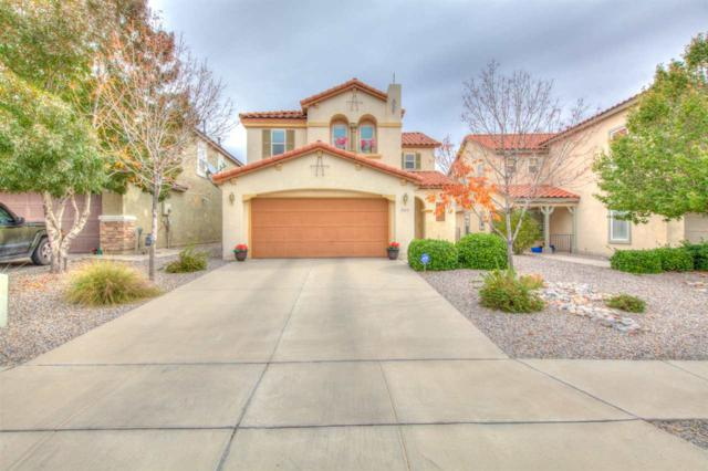 3644 Clear Creek, Rio Rancho, NM 87144 (MLS #201805371) :: The Bigelow Team / Realty One of New Mexico