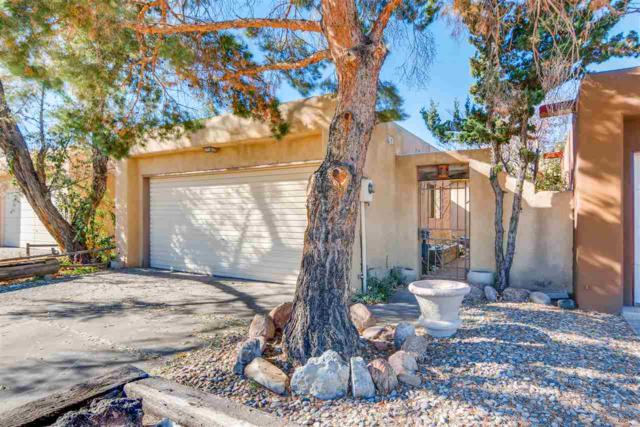 2548 Calle De Rincon Bonito, Santa Fe, NM 87505 (MLS #201805390) :: The Very Best of Santa Fe